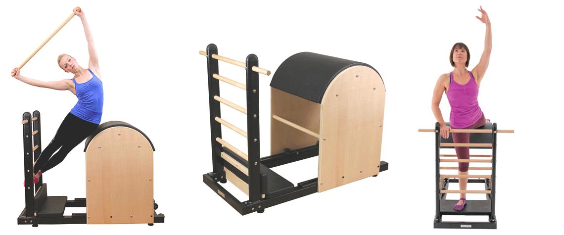 Barril escalera Align-pilates