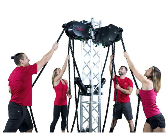 MARPO X8 ROPE TRAINER
