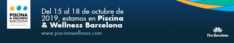 Piscina & Wellness Barcelona 2019