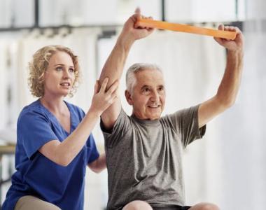ejercicios para el parkinson gente mayor