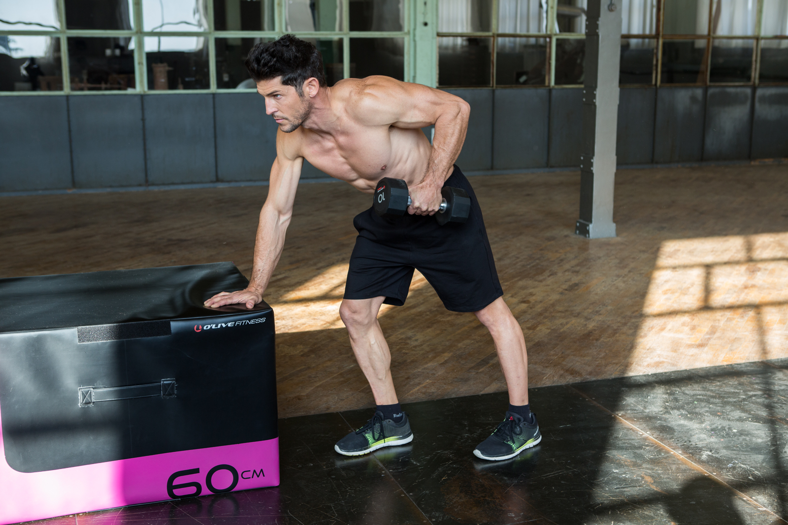 entrenamiento funcional tríceps