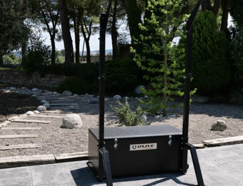 Trabajo funcional con la estación ORC (Outdoor Rig Cube)